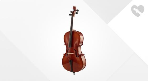 Full preview of Alfred Stingl by Höfner AS-190-C Cello Set 3/4