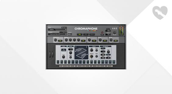 Full preview of Applied Acoustics Systems Chromaphone 2