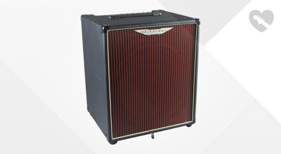 Full preview of Ashdown AAA-120-15T Bass Combo