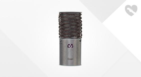 Full preview of Aston Microphones Origin