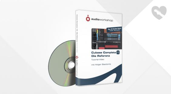 Full preview of Audio Workshop Cubase Complete 10 Reference