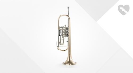 Full preview of B&S 3005 WTR-L Trumpet