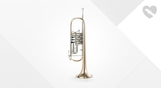 Full preview of B&S 3005 WTR Trumpet