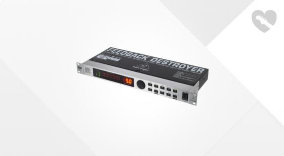 Full preview of Behringer FBQ1000