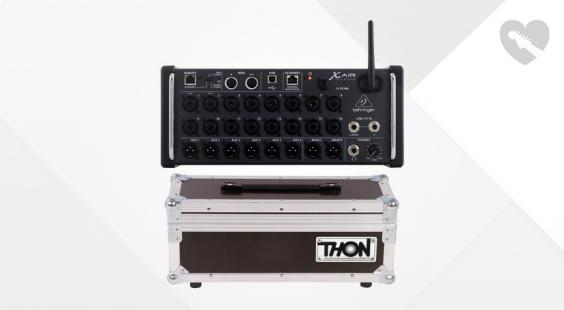 Full preview of Behringer X Air XR18 Thon Case Bundle