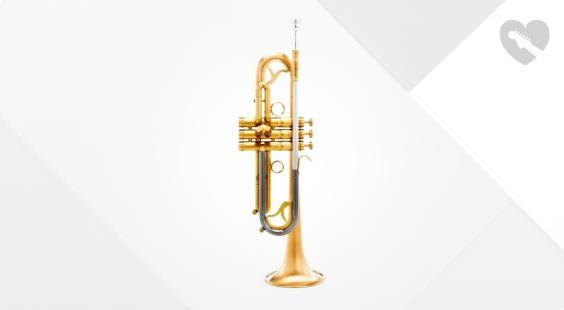 Full preview of Carol Brass CTR-7660L-GSS-Bb-SL