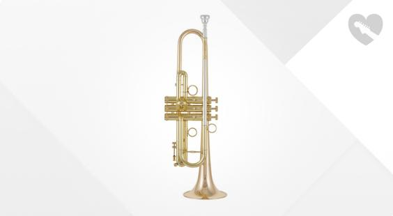 Full preview of Carol Brass CTR-8060H-GLS-Bb-L B-Stock