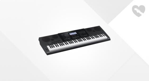 Full preview of Casio WK-7600