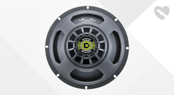 Full preview of Celestion BN10-200X 8 Ohms