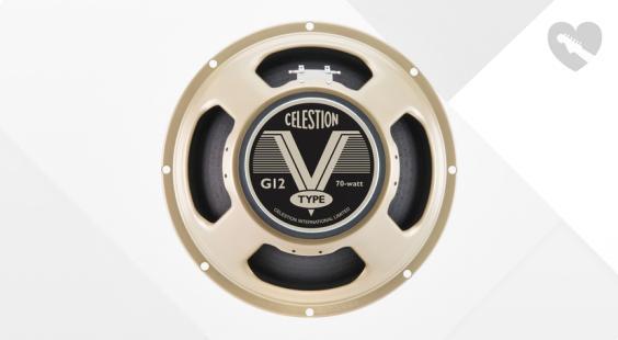 Full preview of Celestion G12 V-Type 8 Ohm B-Stock