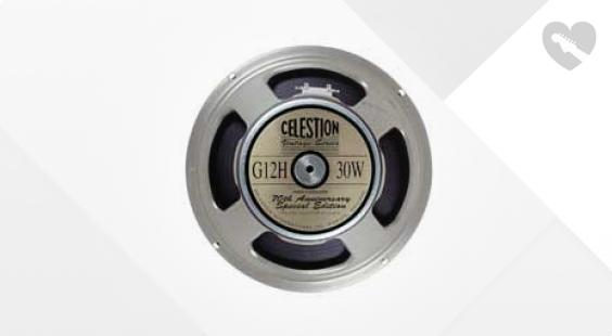 Full preview of Celestion G12H-30-16 70th Anniversary