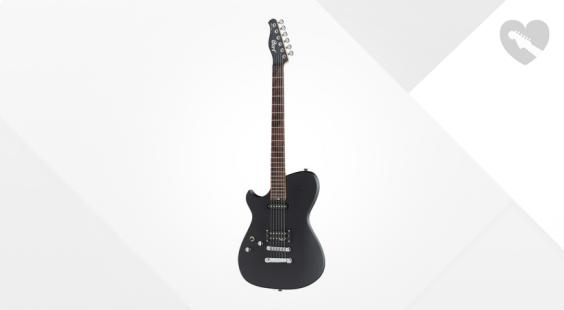 Full preview of Cort MBC-1 Lefthand BK