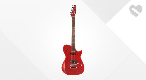 """Take the """"IS IT GOOD FOR ME"""" test for """"Cort MBC-1 Red Sparkle"""", read the reviews and join the community!"""
