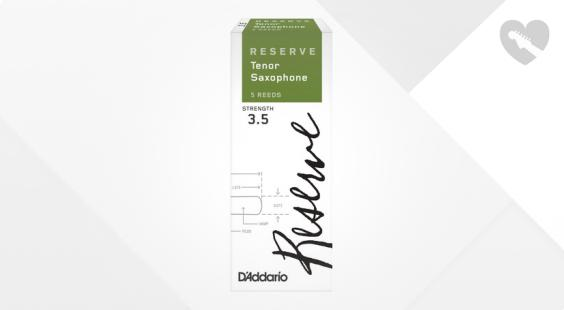 Full preview of D'Addario Woodwinds Reserve Tenor Sax 3,5