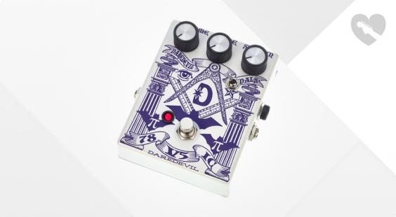 Full preview of Daredevil Pedals Op Amp Fuzz V5