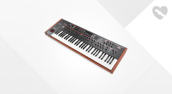 Full preview of Dave Smith Instruments Prophet 12