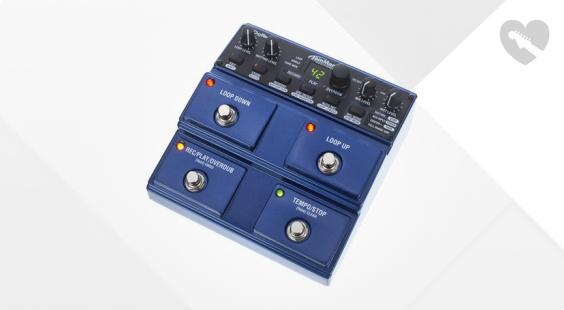 Full preview of Digitech JamMan Stereo