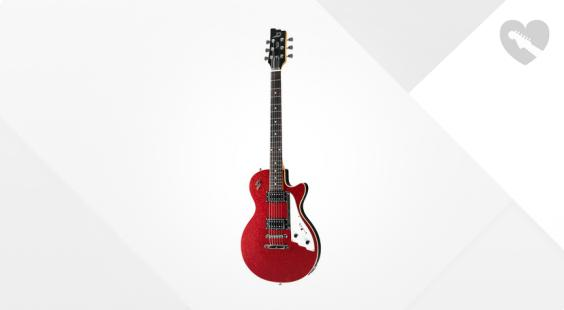 Full preview of Duesenberg Starplayer SP Red Spar B-Stock
