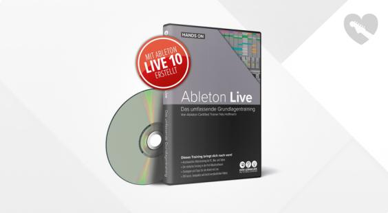 Full preview of DVD Lernkurs Ableton Grundlagentraining