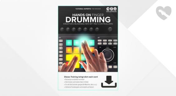 Full preview of DVD Lernkurs Hands On Finger Drumming