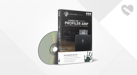 Full preview of DVD Lernkurs Hands on Kemper Profiler Amp
