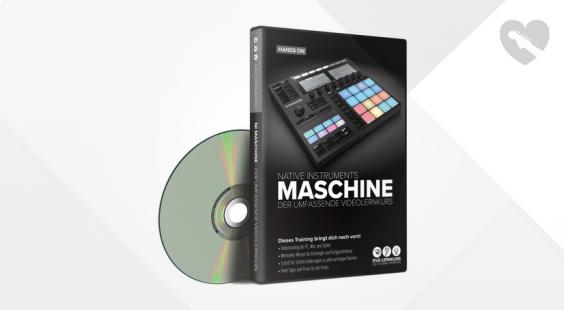 Full preview of DVD Lernkurs Hands On NI Maschine
