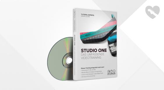 Full preview of DVD Lernkurs Hands on Presonus Studio One