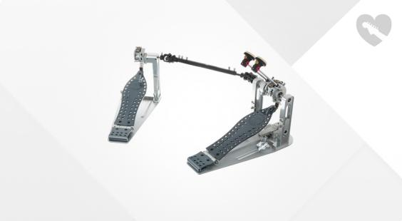 Full preview of DW MCD Double Pedal Chain