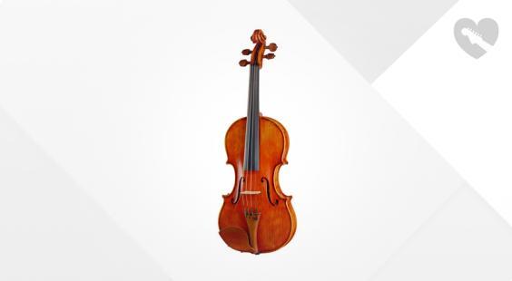 Full preview of Edgar Russ Scala Perfetta Violin Guarneri