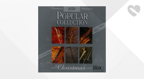 Full preview of Edition Dux Popular CD Christmas