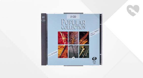 Full preview of Edition Dux Popular Collection CD 3