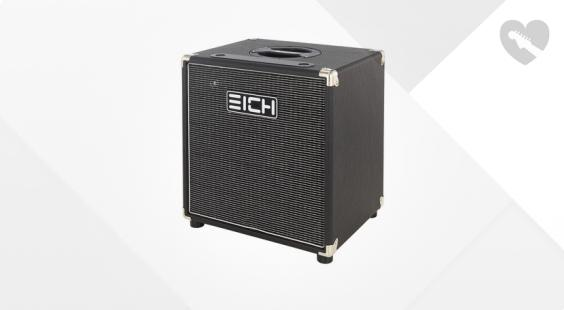 Full preview of Eich Amplification 112XS-8 Cabinet