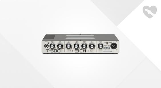 Full preview of Eich Amplification T500