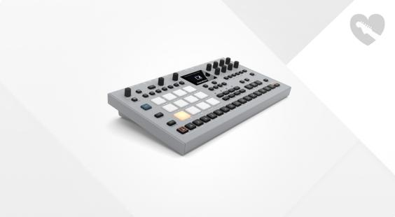 Full preview of Elektron Analog Rytm MKII