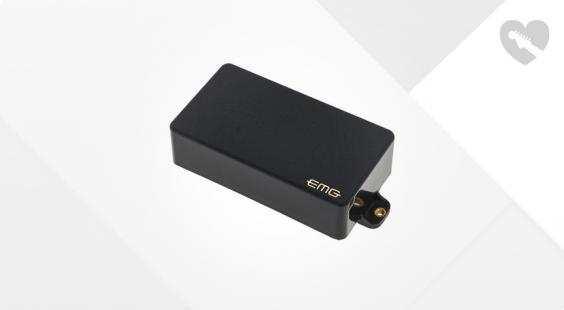 Full preview of EMG 58 Black