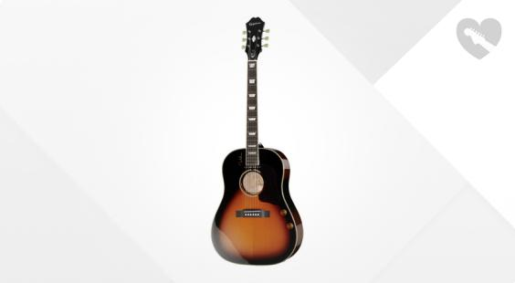 Full preview of Epiphone EJ-160E VC
