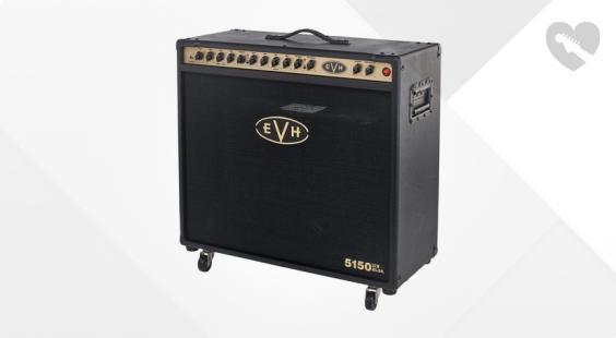 Full preview of Evh 5150 III 50W EL34 Combo 2x12