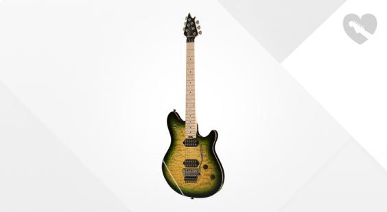 Full preview of Evh Wolfgang WG Standard Z B-Stock