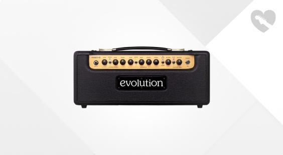Full preview of Evolution Amber 40