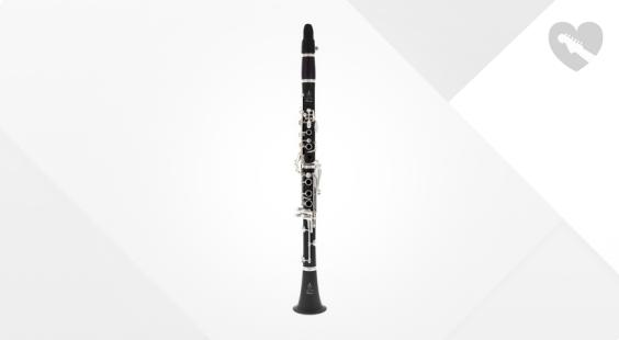 Full preview of F.A. Uebel Etude Bb-Clarinet