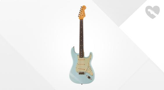 """Take the """"IS IT GOOD FOR ME"""" test for """"Fender 1963 Strat Journeyman Relic SB"""", read the reviews and join the community!"""