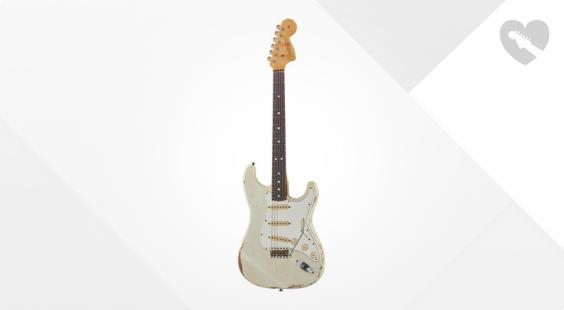 """Take the """"IS IT GOOD FOR ME"""" test for """"Fender 1967 Heavy Relic Strat AOW"""", read the reviews and join the community!"""