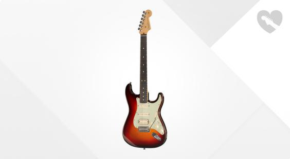 """Take the """"IS IT GOOD FOR ME"""" test for """"Fender AM DLX Strat Plus HSS M3TS"""", read the reviews and join the community!"""
