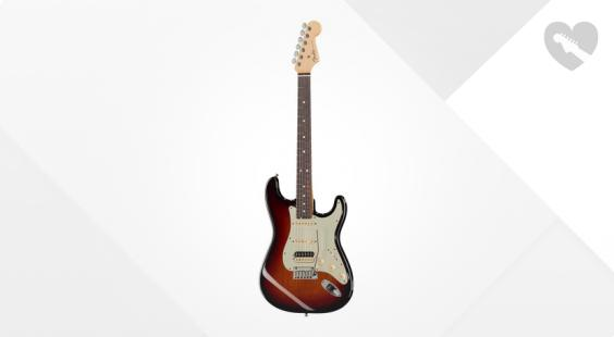 """Take the """"IS IT GOOD FOR ME"""" test for """"Fender AM Elite Strat HSS RW 3TSB"""", read the reviews and join the community!"""