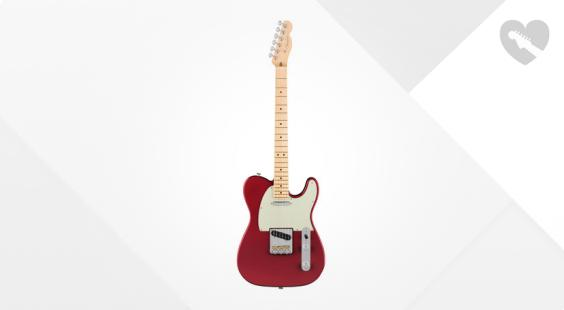 Full preview of Fender AM Pro Tele MN CAR