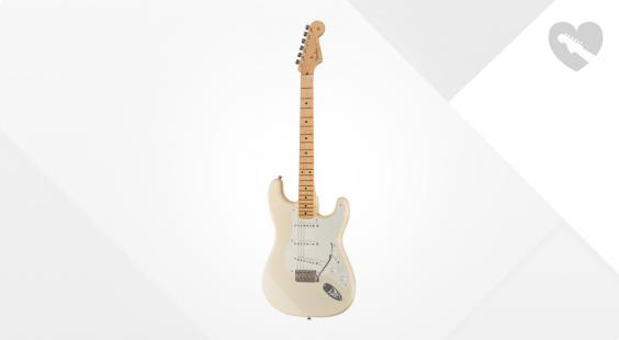 Full preview of Fender AM Vintage 56 Strat AW B-Stock