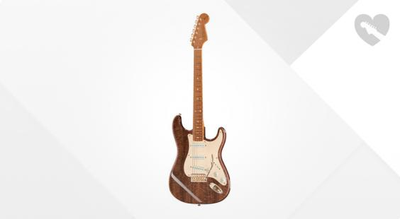 """Take the """"IS IT GOOD FOR ME"""" test for """"Fender Claro Walnut Artisan Strat"""", read the reviews and join the community!"""