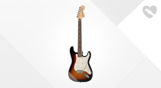 """Take the """"IS IT GOOD FOR ME"""" test for """"Fender Deluxe Roadhouse Strat 3TSB"""", read the reviews and join the community!"""