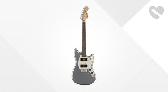 Full preview of Fender Mustang P90 PF SI Offs B-Stock