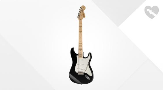 """Take the """"IS IT GOOD FOR ME"""" test for """"Fender Robin Trower Signature BK"""", read the reviews and join the community!"""